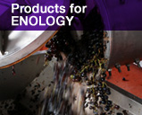 products for enology